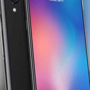Xiaomi Mi 9 Dual SIM 64GB piano black