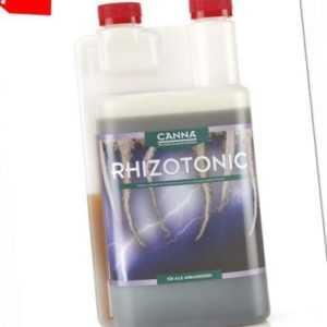 1,0L Canna Rhizotonic f. Erde & Hydro Wurzelstimulator Wurzelbooster Zusatz Grow