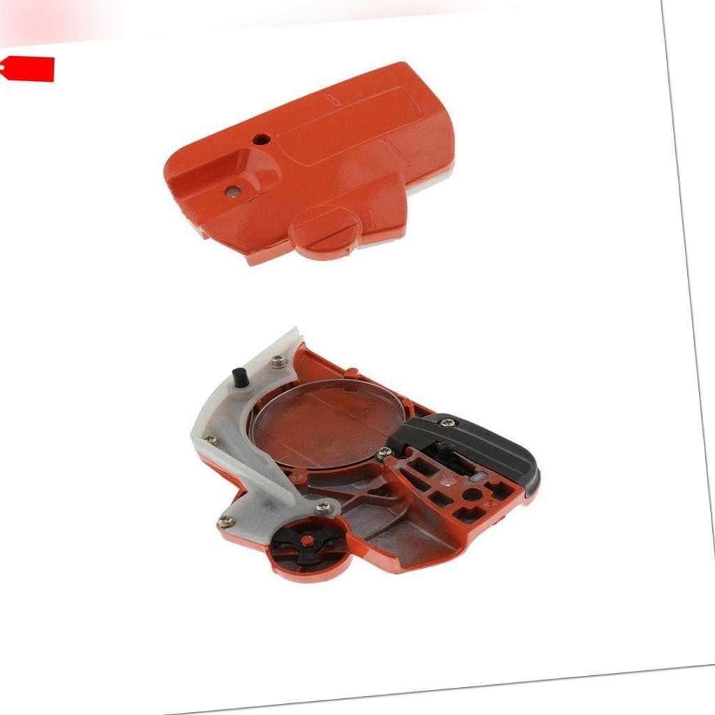 2 Stück Mähteile Kupplungskettenradabdeckung Ersatz für 455, 455E, 460