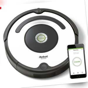 iRobot Roomba 675 Saugroboter Alexa App-Steuerung Staubsauger Roboter Tierhaare