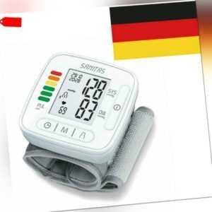 Sanitas Blutdruckmessgerät SBC 22 - für eine schnelle und einfache Blutdruck