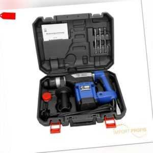 Bohrhammer SDS Plus Stemmhammer Maeißelhammer Bohrmaschine Abbruchhammer 1800 W