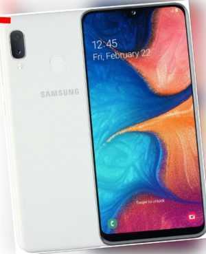 Samsung Galaxy A20e SM-A202F DUAL SIM Weiss, NEU Sonstige