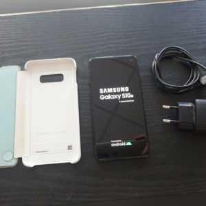 Samsung Galaxy S10E SM-G970F 128GB Prism Black sehr gut