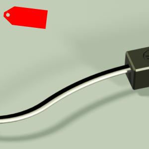 MBIQ-P Bosch Ebike TUNING extrem klein,  programmierbar original Steckverbinder
