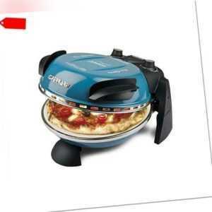 G3 Ferrari Delizia Pizzamacher/Ofen 1 Pizza/Pizzen Schwarz, Blau 1...