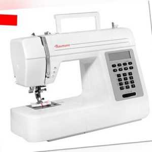 Nähmaschine Naumann 9100A8 60 Stichprogramme Stoppautomatik und Zubehör