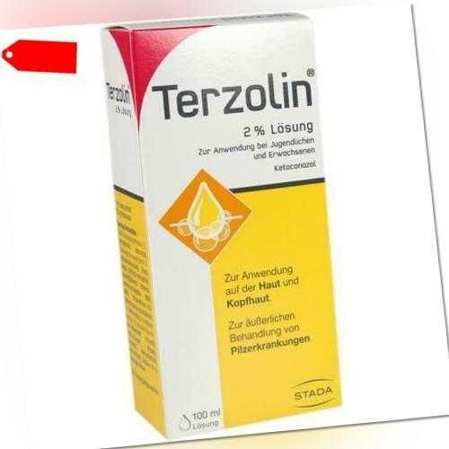 TERZOLIN 2% Lösung 100 ml PZN 14420332