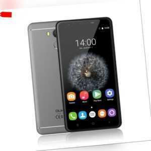 5,5 Zoll  Octa Core 3 GB + 32 GB 13,0 MP Ohne Vertrag  Smartphone Handy d