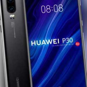 Huawei P30 Dual-SIM schwarz 128GB Android Smartphone - VOM HÄNDLER