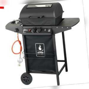 ACTIVA Grill Lavastein Gasgrill, Gas