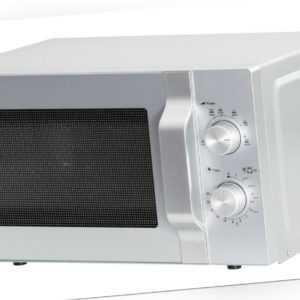 Mikrowelle Solo-Mikrowellengerät Sharp R204S 6 Leistungsstufen 800...