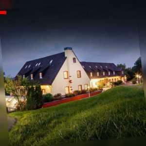 Bad Kreuznach Wellness Wochenende für 2 Personen Burg Hotel Gutschein 3 Tage