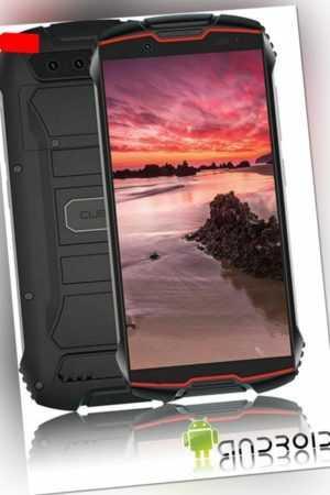 Cubot King Kong Mini Dual Sim 32GB 4G red black NEU OVP