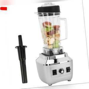 Standmixer Smoothie Maker 2 Liter stufenlos Regelbar...
