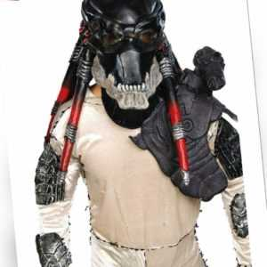 Black Predator Maske DLX