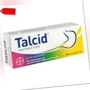 TALCID Kautabletten 50 St 02530498
