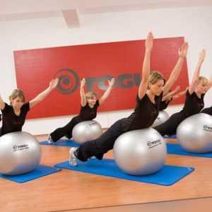 Togu Gymnastikball ABS Powerball