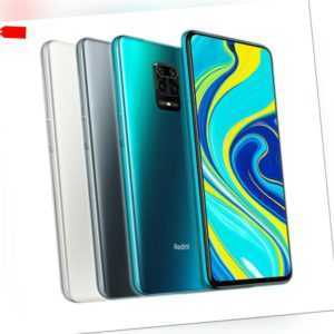 "Xiaomi Redmi Note 9S 128GB 6GB 6.67"" 5020mAh Dual SIM LCD Handy Globale Version"