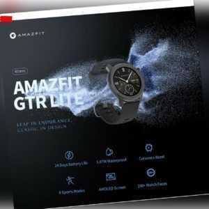 Huami Amazfit GTR Lite Armbanduhr Smart Armband Uhr Smartwatch 47mm wasserdichte