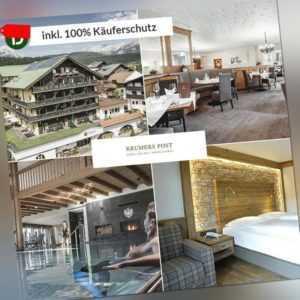 8 Tage Urlaub im Krumers Post Hotel & Spa in Seefeld in Tirol mit Halbpension