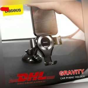 Baseus 360° Universal KFZ Halterung Smartphone Handy Navi Auto LKW PKW Halter