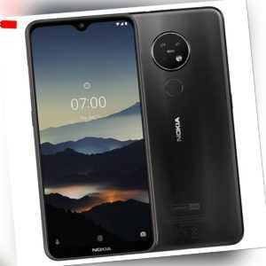 Nokia 7.2 6GB/128GB Dual Sim ohne SIM-Lock - Charcoal