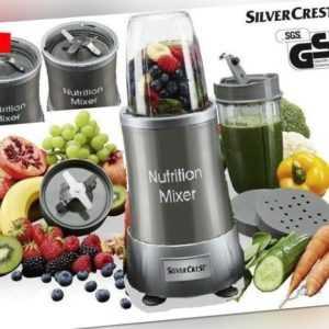 Mixer 700 W 19000 U/Min Standmixer Smoothie Mixer Nutrition...