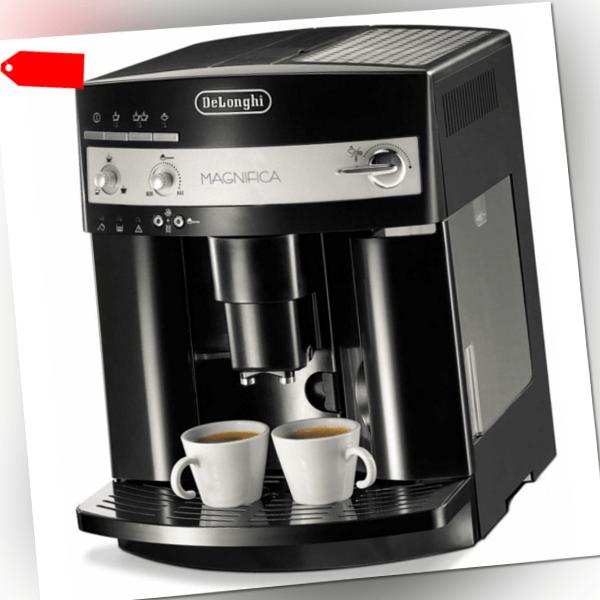 DeLonghi ESAM 3000.B Kaffeevollautomat schwarz