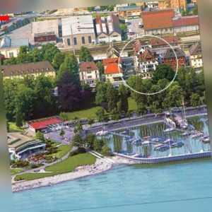 Bodensee Friedrichshafen Kurzurlaub für 2 Personen im 4 Sterne Hotel ab 3 Tage