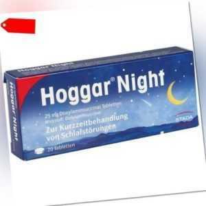 HOGGAR Night Tabletten 20 St 04402066