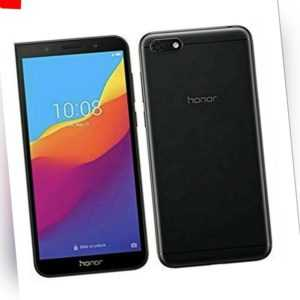 Honor 7S Dual Sim Smartphone 16GB Schwarz Black - TOP!