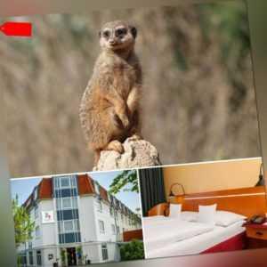 Zoo Leipzig Sonderangebot mit Hotel & Zoo Eintritt 2 Personen + 2 Kinder frei