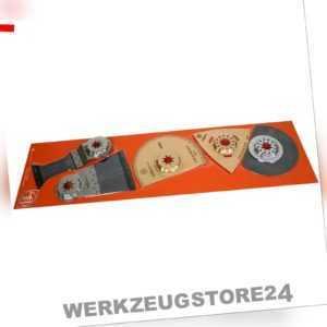 Fein MultiMaster FMM Zubehör Set 5tlg Starlock Plus für FMM350QSL FMT250QSL