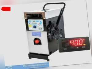 HOTBOX Mazzoni Erhitzer Diesel Brenner Hochdruckreiniger -500Bar -25l/min 110KW