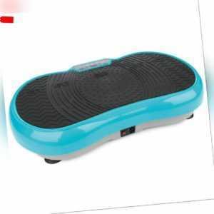 Vibrationsplatte trainer Fitness Power Vibro Ganzkörper Trainingsgerät TOP