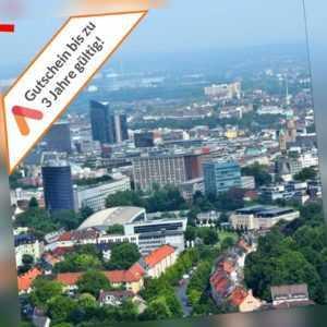 Städtereise Dortmund A&O Hotel für 2 Personen Gutschein Frühstück ab 1 Nacht