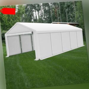 3x6m 4x6 4x8 5x8 5x10 6x12m Lagerzelt Zeltgarage Weidezelt Unterstand Zelthalle