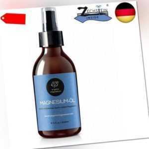Ultra Pur MagnesiumÖl Spray 200ml - 100% Natürlich Reines Zechstein Öl von Or
