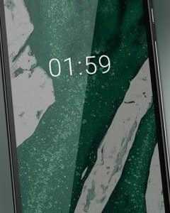Nokia Smartphone 1 Plus 13,8cm (5,45 Zoll), Dual-SIM,Schwarz