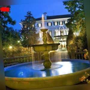 3-4 Tage 4* Hotel Villa Revedin Urlaub Treviso Venedig Venetien Italien Reise
