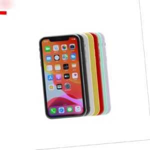 Apple iPhone 11 64GB / Schwarz / Weiß / Rot / Grün / Gelb / Violett / Gebraucht