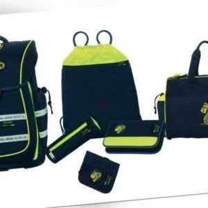 McNeill Snake Ergo Light Pure Schulranzen-Set 6-tlg.