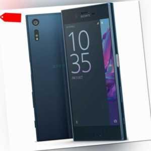 "Sony Xperia XZ blau 32GB LTE Android 5,2"" Smartphone ohne Simlock..."
