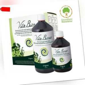 Vita Biosa Probiotic 3l Packung - biologisches Kräuterfermentgetränk BIO