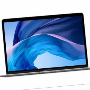 "Apple MacBook Air Retina 13"" (2020), i3 1,1 GHz, 8GB RAM, 256 GB SSD, spacegrau"