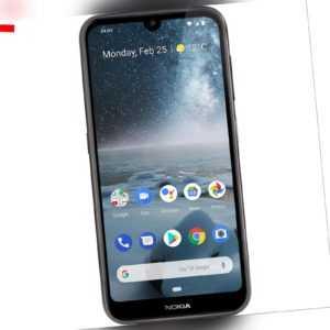 Nokia 2.3 32GB (EU-Ware), Handy, schwarz