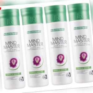 (25,95/L) 4 x 500 ml LR Mind Master Formula Green