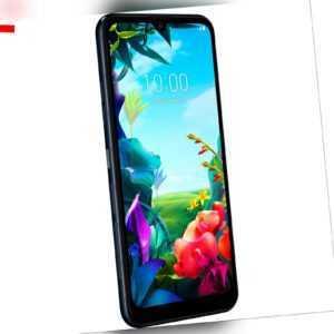 LG K40S 32GB (EU-Ware), Handy, schwarz