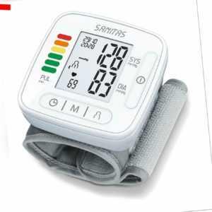 SBC 22 Handgelenk-Blutdruckmessgerät (vollautomatische Blutdruck-und Pulsmessung